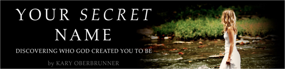 Your Secret Name – Do you know yours?